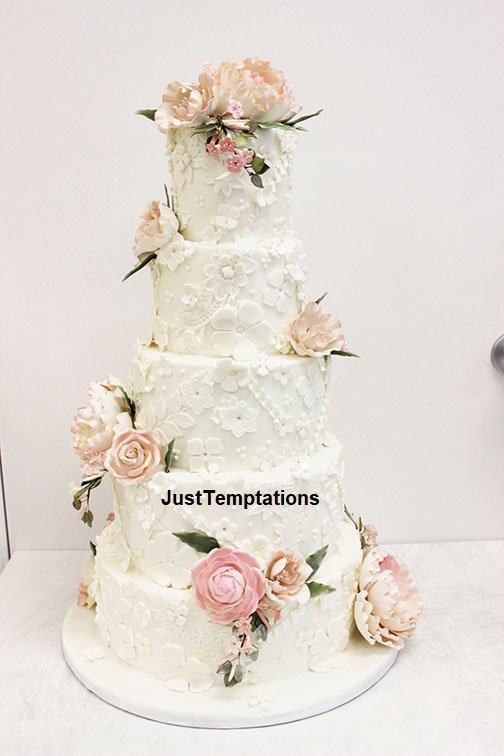 affordable wedding cakes vaughan just temptations affordable wedding cakes toronto 10591