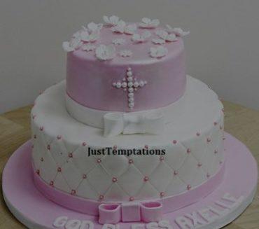 baptism cakes toronto