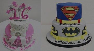 kid's birthday cakes