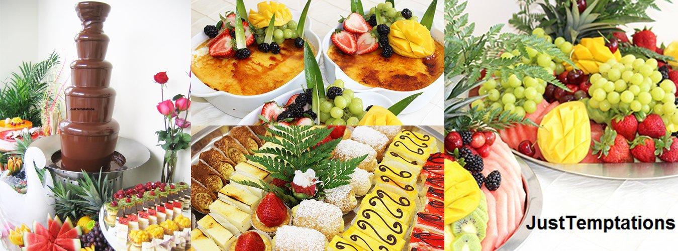 just temptations fruit platter