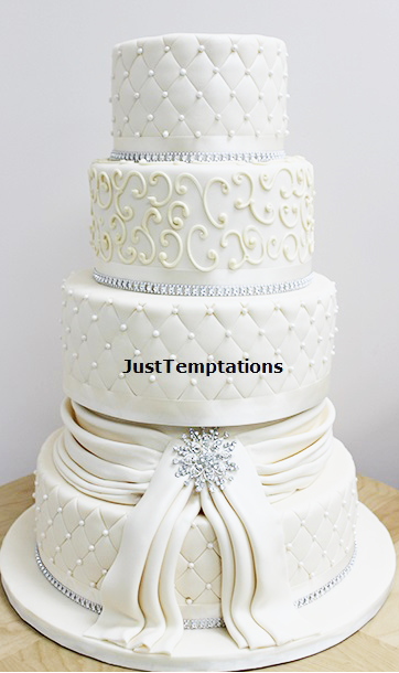 By Going Through Wedding Cakes Magazines And Features You Will Familiarize Yourself With Some Of The Trending Designs Can Imitate For Your Day
