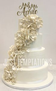 wedding cake niagara