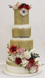 wedding cake hamilton