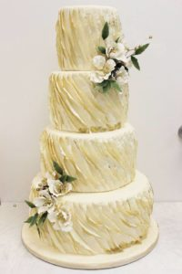 wedding cake woodbridge
