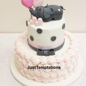 baby shower cake burlington