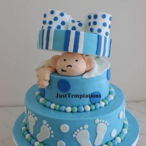 Baby shower cake markham