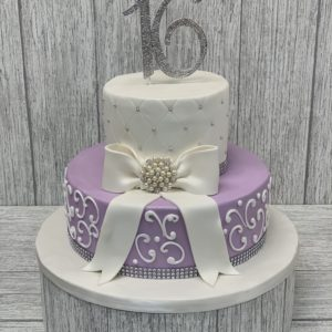 16th birthday cake