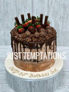 birthday cake burlington
