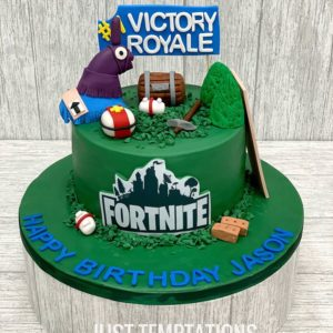 Fornite cake toronto